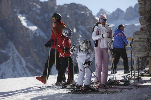 Ski holidays on Plan de Corones – relaxing vacation weeks in the winter