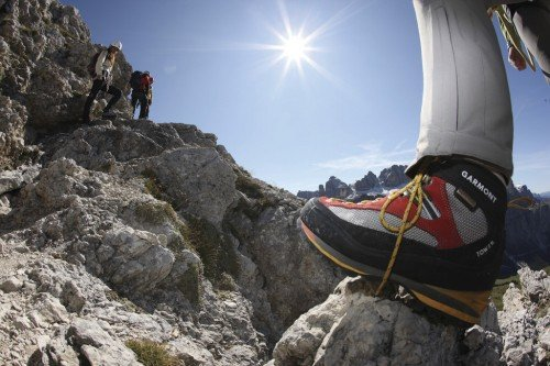 Active hiking holidays in the Dolomites